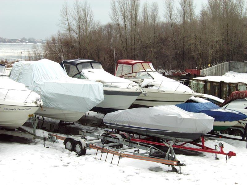 Зимняя и летняя стоянка катеров, хранение яхт цена в компании «МаринЛайн». Ссылка на фотографию: http://marinline.ru/uploads/posts/2018-06/1528887141_winter-01.jpg