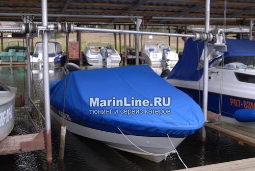 Тент для зимнего хранения катера, лодки, яхты, мотолодки. Зимний тент цена в компании «МаринЛайн». Ссылка на фотографию: http://marinline.ru/uploads/posts/2018-06/1528904671_tent-dlya-zimnego-hraneniya-katera-lodki-yahtyi-motolodki-zimniy-tent-5.jpg