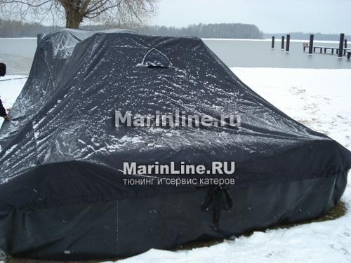 Тент для зимнего хранения катера, лодки, яхты, мотолодки. Зимний тент цена в компании «МаринЛайн». Ссылка на фотографию: http://marinline.ru/uploads/posts/2018-06/1528904687_tent-dlya-zimnego-hraneniya-katera-lodki-yahtyi-motolodki-zimniy-tent-3.jpg