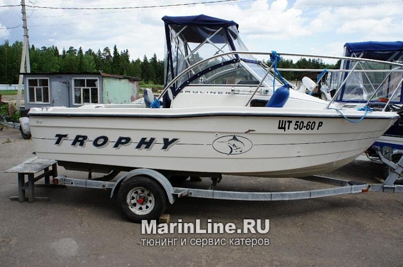 Ходовой тент на лодку и катер цена в компании «МаринЛайн». Ссылка на фотографию: http://marinline.ru/uploads/posts/2018-06/1528915706_hodovyie-tentyi-na-kater-hodovoy-tent-40.jpg