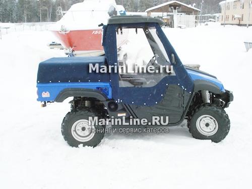 Тенты на квадроцикл цена в компании «МаринЛайн». Ссылка на фотографию: http://marinline.ru/uploads/posts/2018-06/1528916131_tentyi-na-kvadrotsikl-4.jpg