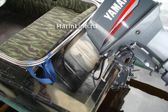 Тюнинг катера «Прогресс» цена в компании «МаринЛайн». Ссылка на фотографию: http://marinline.ru/uploads/posts/2018-06/1529407488_tjuning-katera-progress-2.jpg