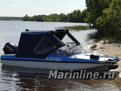 Тюнинг катера «Обь» цена в компании «МаринЛайн». Ссылка на фотографию: http://marinline.ru/uploads/posts/2018-06/1529407825_tjuning-katera-ob-v-konakovo-i-moskve-1.jpg