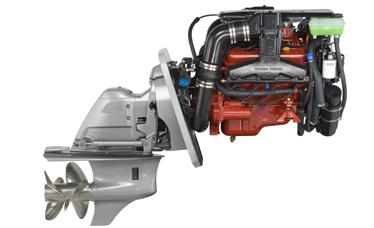 Бензиновый двигатель VOLVO PENTA V8-300 E с колонкой SX-A цена в компании «МаринЛайн». Ссылка на фотографию: http://marinline.ru/uploads/posts/2018-07/1532597184_benzinovyi-dvigatel-volvo-penta-v8-300-e-s-kolonkoi-sx-a.jpg