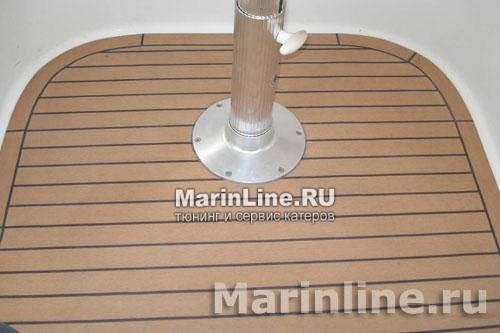 Флекстик - палубное покрытие имитация тика цена в компании «МаринЛайн». Ссылка на фотографию: http://marinline.ru/uploads/posts/2018-08/1534154744_palubnoe-pokrytie-karpet-flekstik4.jpg