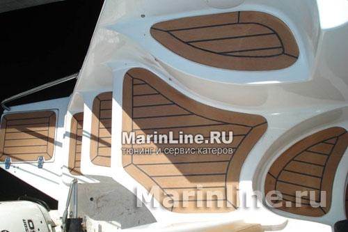 Флекстик - палубное покрытие имитация тика цена в компании «МаринЛайн». Ссылка на фотографию: http://marinline.ru/uploads/posts/2018-08/1534154784_palubnoe-pokrytie-karpet-flekstik5.jpg