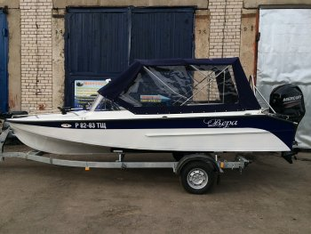 Тюнинг катера «Амур» (Вера) цена в компании «МаринЛайн». Ссылка на фотографию: http://marinline.ru/uploads/posts/2019-01/1548769447_tjuning-katera-amur-vera-2.jpg