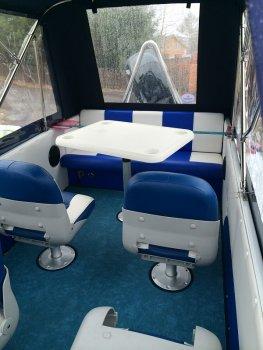 Тюнинг катера «Амур» (Вера) цена в компании «МаринЛайн». Ссылка на фотографию: http://marinline.ru/uploads/posts/2019-01/1548769470_tjuning-katera-amur-vera-5.jpg