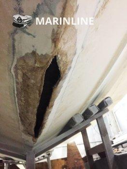 Комплексный ремонт катера «Прогресс 2М» цена в компании «МаринЛайн». Ссылка на фотографию: http://marinline.ru/uploads/posts/2019-01/1548858243_kompleksnyi-remont-katera-progress-2m-3.jpg