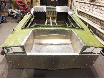 Комплексный ремонт катера «Прогресс 2М» цена в компании «МаринЛайн». Ссылка на фотографию: http://marinline.ru/uploads/posts/2019-01/1548858274_kompleksnyi-remont-katera-progress-2m-4.jpg