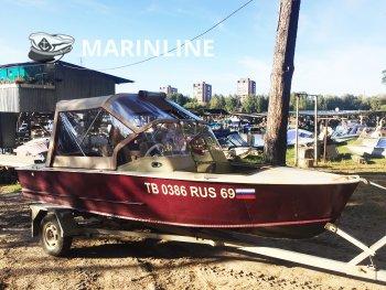 Комплексный ремонт катера «Прогресс 2М» цена в компании «МаринЛайн». Ссылка на фотографию: http://marinline.ru/uploads/posts/2019-01/1548858338_kompleksnyi-remont-katera-progress-2m-8.jpg